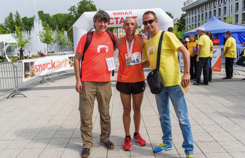 Плевен маратон, доброволци